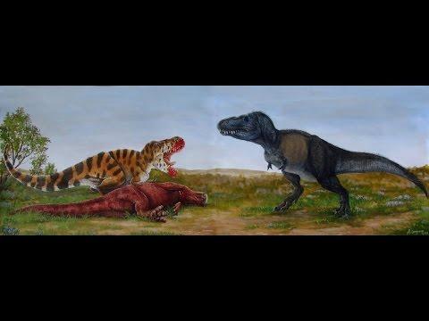 Coliseo prehistórico (Deluxe edition): Tarbosaurus vs Zhuchengtyrannus