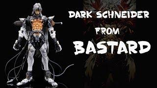 รีวิว จอมเวทย์ สุดเทพ Dark Schneider จาก Manga เรื่อง Bastard !! Review By Toytrick