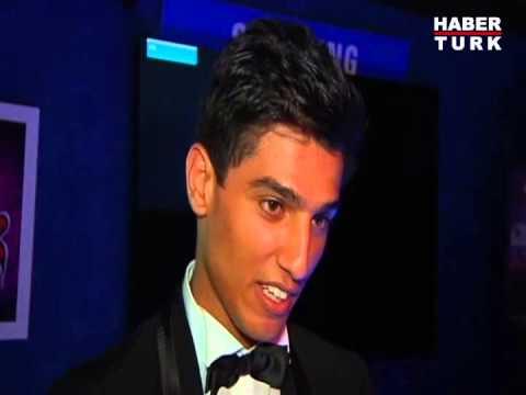 Arap popstarı Filistin'den çıktı