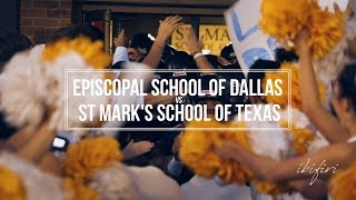Episcopal School of Dallas vs St Mark's | FOOTBALL HIGHLIGHTS