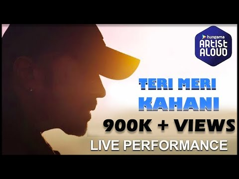 Teri Meri Prem Kahani: Full Song I Live Performance I Himesh Reshammiya I Artist Aloud