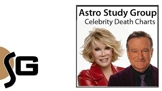 "Soulgarden.Tv:  Astro Study Group: ""Celebrity Death Charts""  01/11/2015"