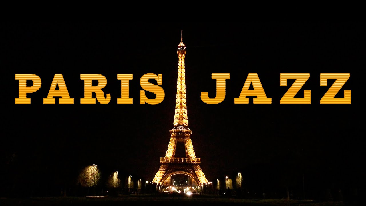 Paris Night Jazz - Smooth Night JAZZ Playlist - Romantic Saxophone Jazz Music for Sleep