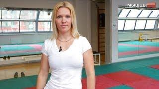 Тренировка дома для новичков. Программа упражнений от Ольги Портновой(, 2013-07-05T17:14:58.000Z)