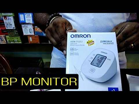 how-to-use-digital-blood-pressure-monitor-malayalam-review