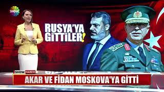 Gambar cover Akar ve Fidan Moskova'ya gitti
