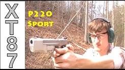 Sig-Sauer P220 Sport