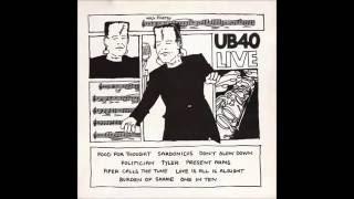 Baixar UB40 - Love Is All Is Alright (Live Album)