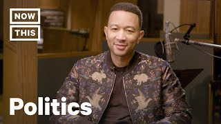 John Legend Calls Out Trump, Hate, and White Supremacy | NowThis