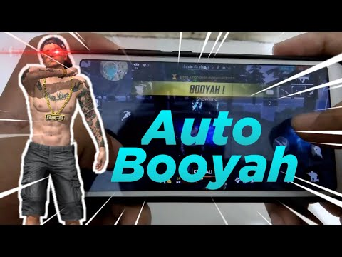 Bocah Handcam Free Fire Mode Rampage Auto Booyah!!  - Free Fire Indonesia