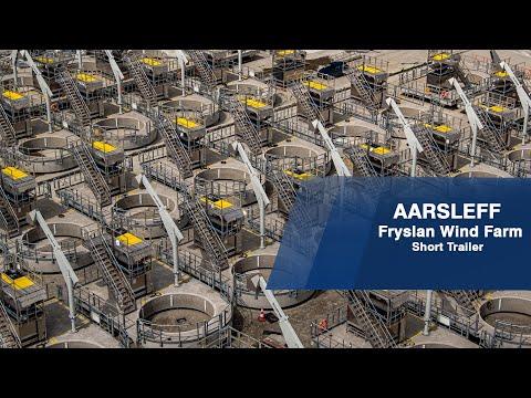 Fryslan Wind Farm Project Short Trailer