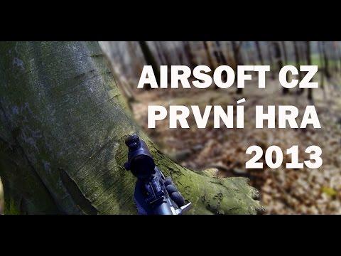 Airsoft První hraní 2013 / SRP / Gopro:Hero3