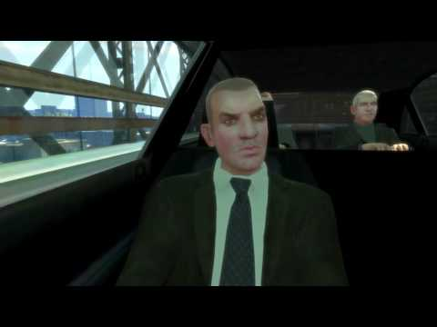 GTA V: Packie McReary talks about his bank job in Liberty City with Niko Bellic