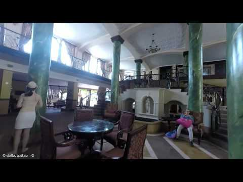 Entrance and Lobby Tour of Jewel Dunn's River Falls All-Inclusive Resort