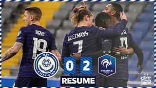 Kazakhstan 0 2 France le re sume