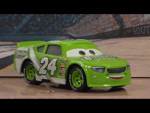 Brick Yardley Vitoline 24 New 2017 Cars 3 Mattel Disney Pixar