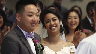 MR & MRS KIM VEGAS WEDDING