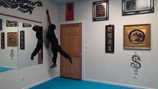 Kung Fu Kids - Vertical Jump Challenge - $1 Prize