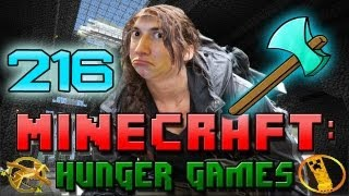 Minecraft: Hunger Games w/Mitch! Game 216 - Betty