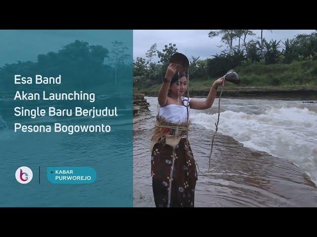 Esa Band Akan Launching Single Baru Berjudul Pesona Bogowonto