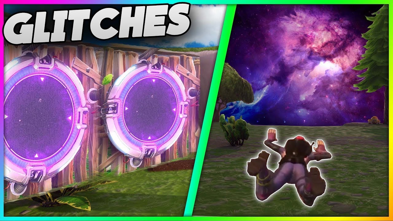 GAME BREAKING GLITCHES That Have Been In Fortnite | Spawn With FULL Shield | TELEPORTATION! | + More