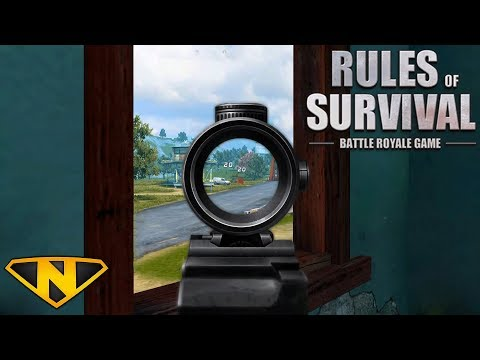 Red Dot Power! (Rules of Survival: Battle Royale #93)