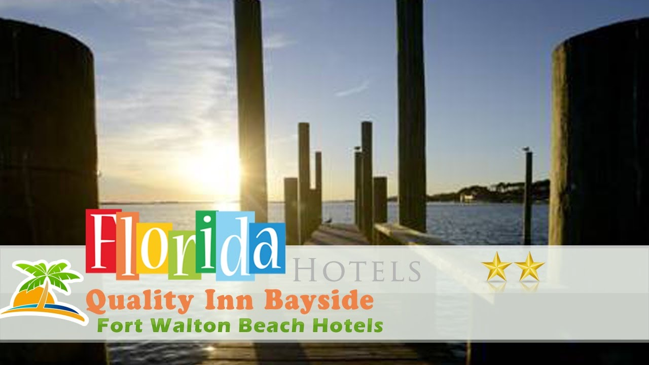 Quality Inn Bayside Fort Walton Beach Hotels Florida