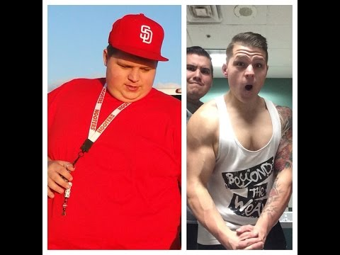 Weight Loss Motivation (360-190 pounds)
