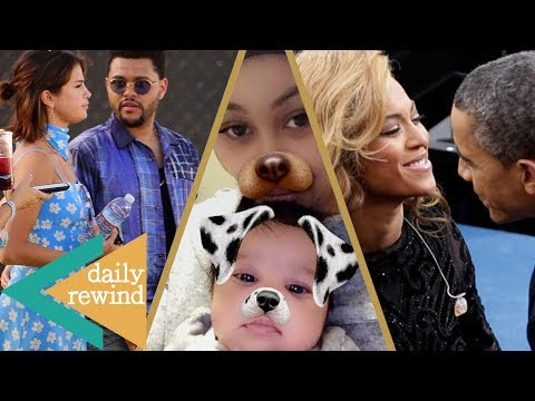 Selena Gomez & The Weeknd Birthday Bash, Blac Chyna LOSING Dream? Obama Talks Beyonce Twins -DR