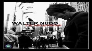 Walter Nudo - You Said Goodbye