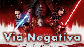 The Last Jedi - 6 months later and learning via negativa