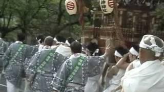 居神神社 小田原北条5代祭り 201005.03⑦