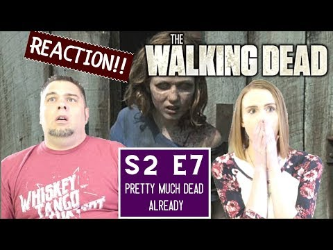 The Walking Dead | S2 E7 'Pretty Much Dead Already' | Reaction | Review