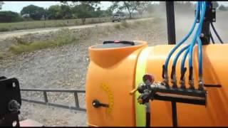 Fumigadora ALFA 1000 - Ideagro