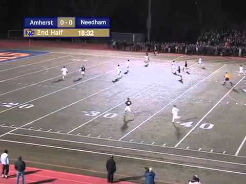 Division 1 State Championship, Needham vs. Amherst, November 16, 2012