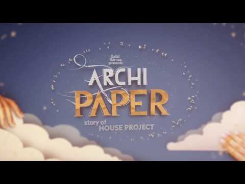 ArchiPaper: A Surrealist Story About Architecture