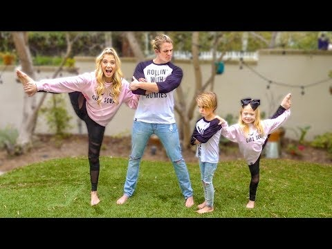 COUPLES DANCE BATTLE VS. MINI COLE AND SAV!!!