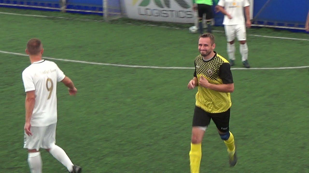 Матч повністю   АФК Гренадер 4 : 6 Глобус Банк   Parimatch League 2021