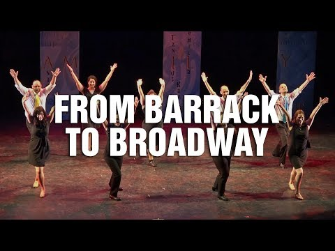 From Barrack to Broadway: 70th Anniversary Gala Musical Production