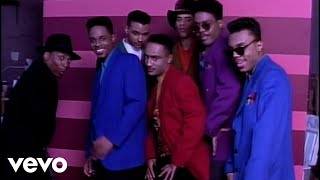 Mint Condition - Breakin' My Heart (Pretty Brown Eyes) [Official Video]