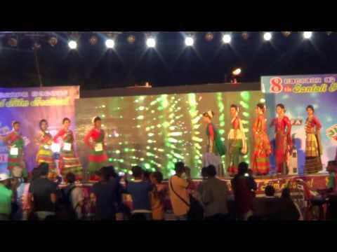 New Santali Video AISFA Fashion Show Indelenegious Miss India