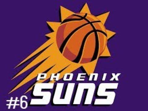 NBA 2K PLAYG #6...LA stagione continua contro i PHOENIX SUNS...