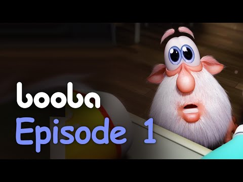 Booba Kitchen - Episode 1 - Funny cartoons for kids буба KEDOO Animations 4 Kids
