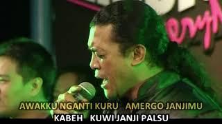 DIDI KEMPOT JANJI PALSU LIVE - MUTIACINTA OFFICIAL