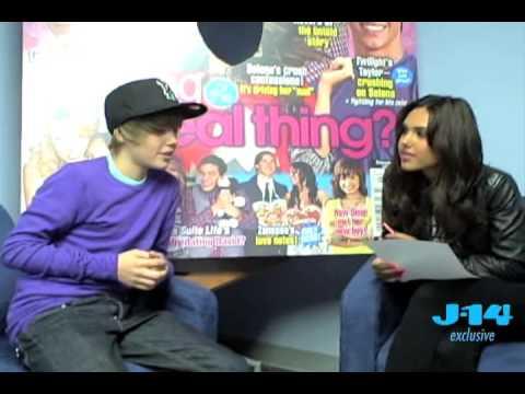 Kristinia DeBarge Interviews Justin Bieber: Part 3