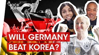Germany vs Korea & Reaction Germany vs Sweden | The World Cup Show #3