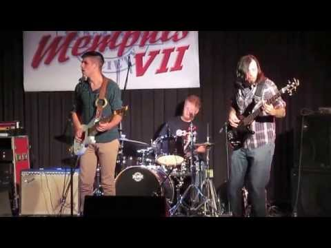 Silver Pockets Trio  Live At Gillys  ..   the Road to Memphis VII