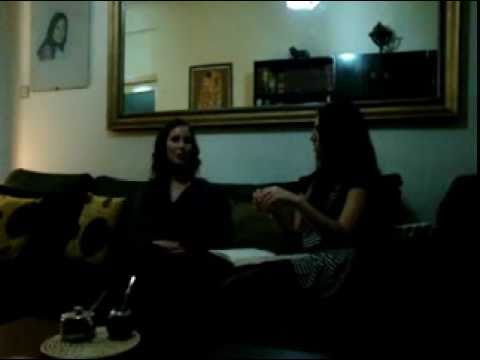Daniela Galizia Interview/Entrevista 'Tango-Terapia' p.1