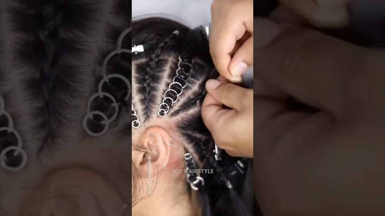 Top Hairstyle Rebellious Underground Hair Styles Shorts Youtube