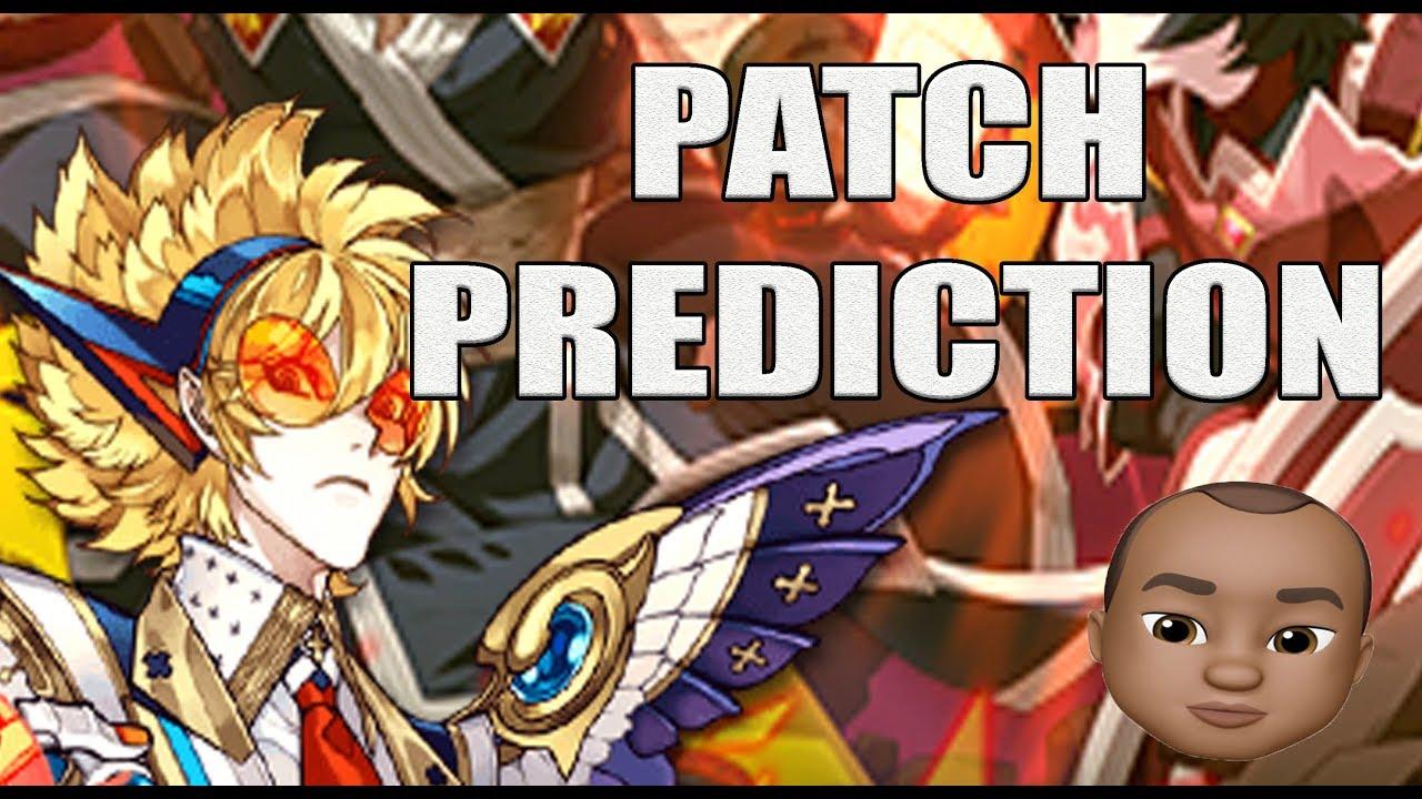 Patch Prediction (2/27/2019) Epic Seven by Demone Kim